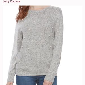 Juicy Couture Pearl Sweater